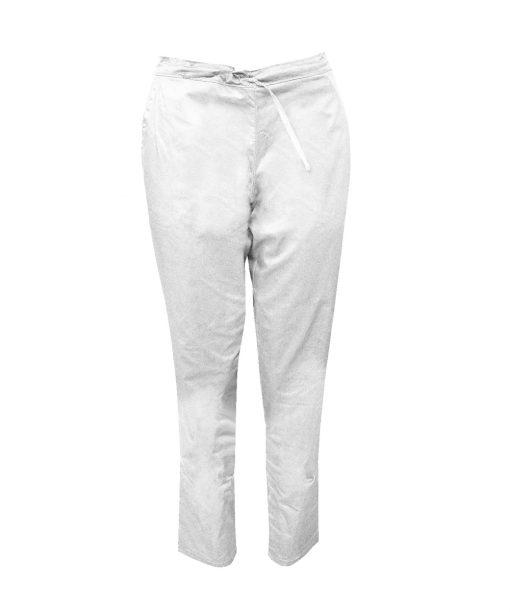 Pantaloni Medic Alb