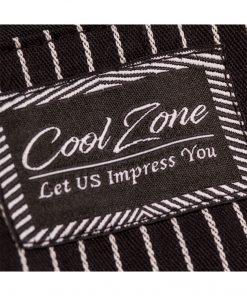 Șorț de bucătărie din bumbac 100% Chef Coolzone