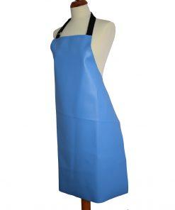 Șorț din piele artificială cu pelicula PVC Coolzone albastru